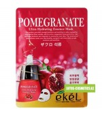 EKEL POMEGRANATE ULTRA HYDRATING ESSENCE 1 шт. Маска для лица